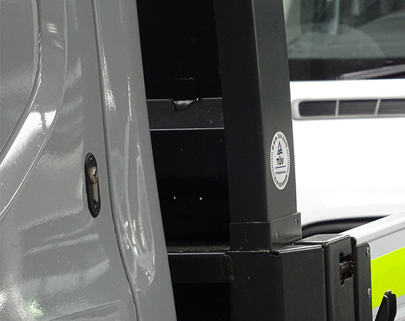 Van Security Locks Image 3