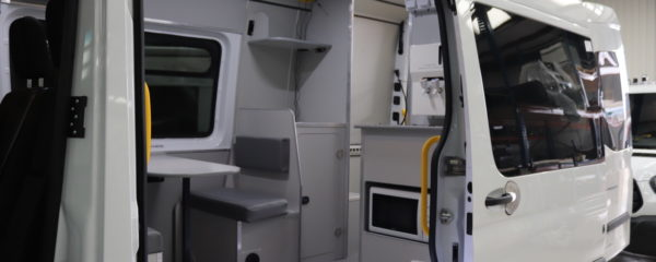 Vantage Vehicle Conversions Welfare Vehicle Conversion