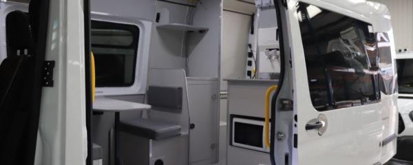 Vantage Vehicle Conversions Welfare Vehicle Conversion