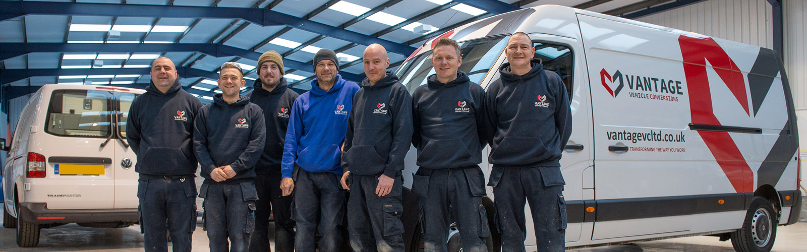 Telford-based Vantage Vehicle Conversions undertakes vehicle conversion projects throughout the UK with its team of road based expert Mobile Fitters.