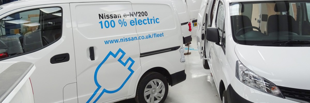 Responding To The Growth In Electric Van Take Up By Major Fleet Operators Vantage Vehicle