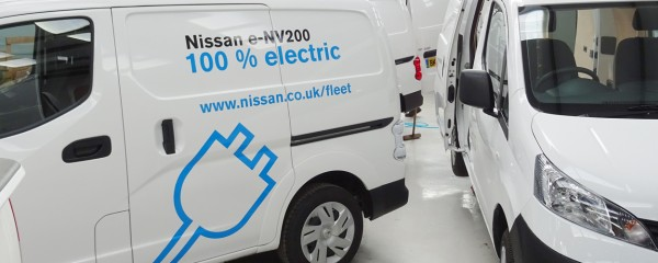 Responding to the growth in electric van take-up by major fleet operators Vantage Vehicle Conversions has installed two new electric van charging points.