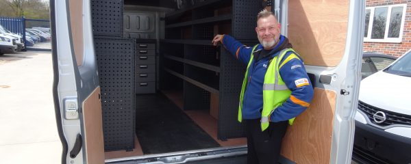Tevo Racking Enjoys a Second Life - Vantage Vehicle Conversions