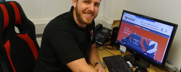 Chris Price, Operations Manager, Vantage Vehicle Conversions, Telford, Shropshire