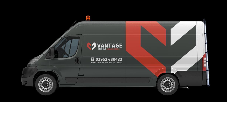 Vantage Vehicle Conversions Van Conversion Specialists